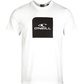 O'Neill Cube SS Shirt Men powder white